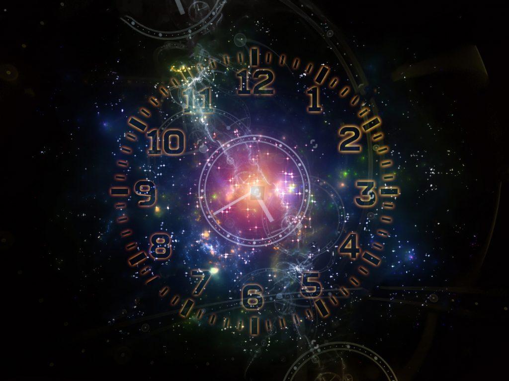 synchronicités temps