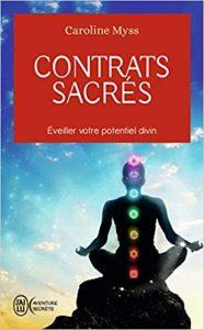 livre contrats sacrés caroline myss archétype spirituel