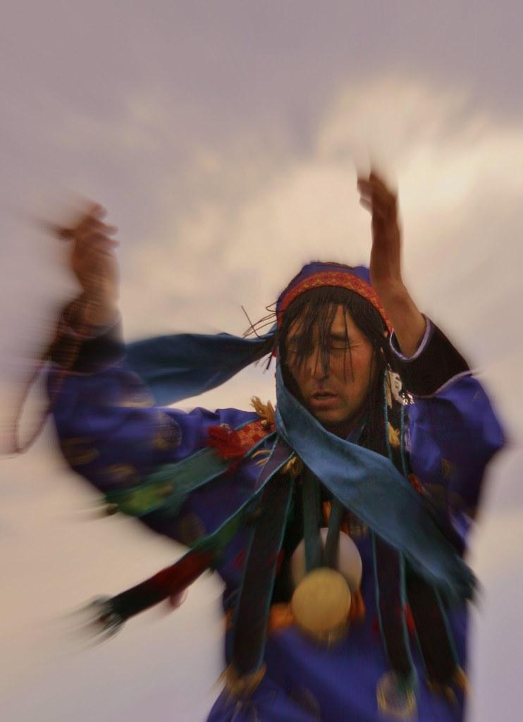 photo de shaman