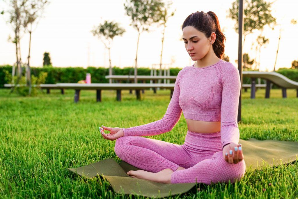 coin méditation assise de la pratique